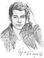 Dylan O'Brien by Cofie
