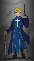 Holy Knight Risa