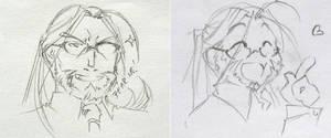 2 faces of Hohenheim