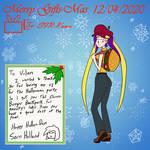 25 Days of Gifts-Mas No.04: Vulan