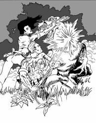 Xenozoic Tales by JLillustrator