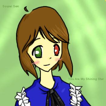 Sousei Seki - Shining Star by AtrymParanormal