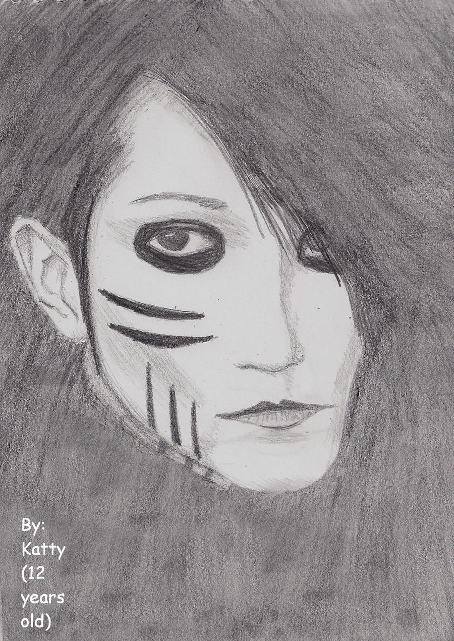 My first Ashley Purdy drawing by ScourgexMassacre on ...
