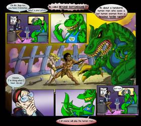 Raptor in hollywood
