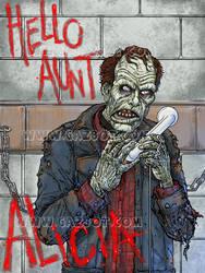 Bub the zombie - George Romero's Day of the Dead