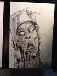 Christmas Zombie 2