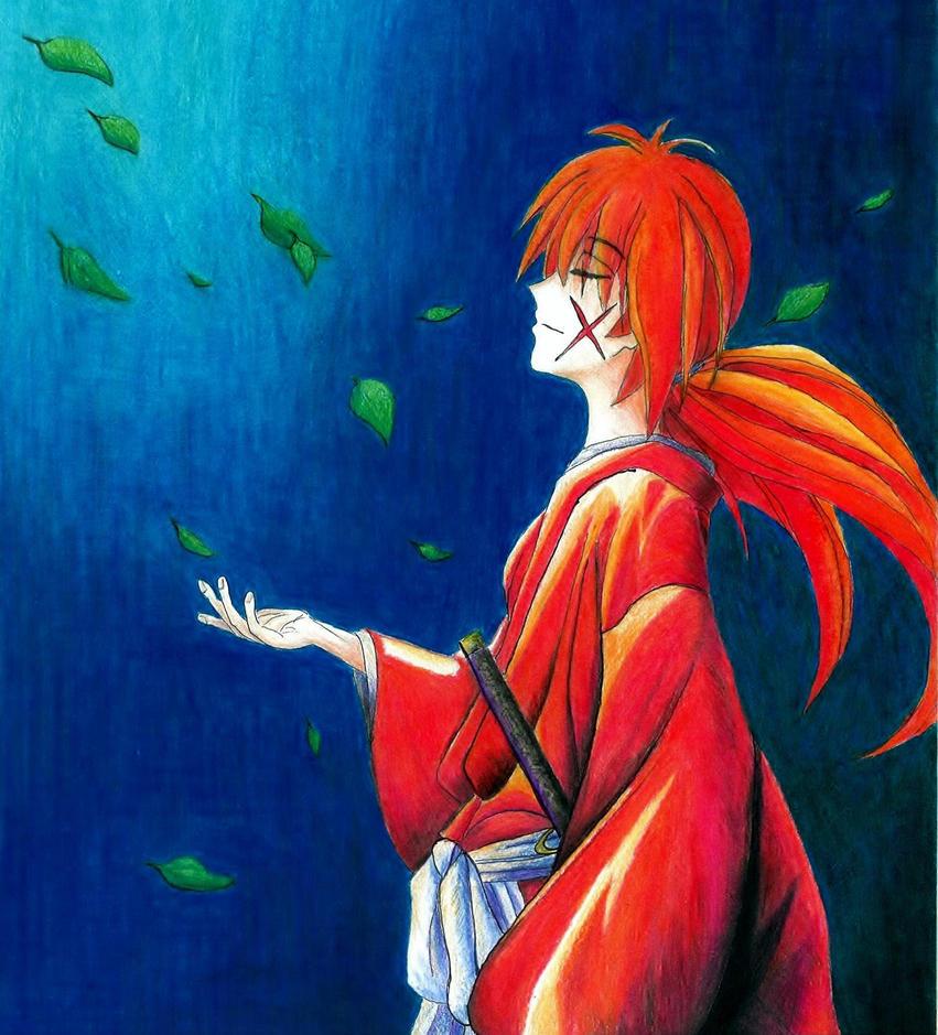 Rurouni Kenshin By Enginesummer On DeviantArt