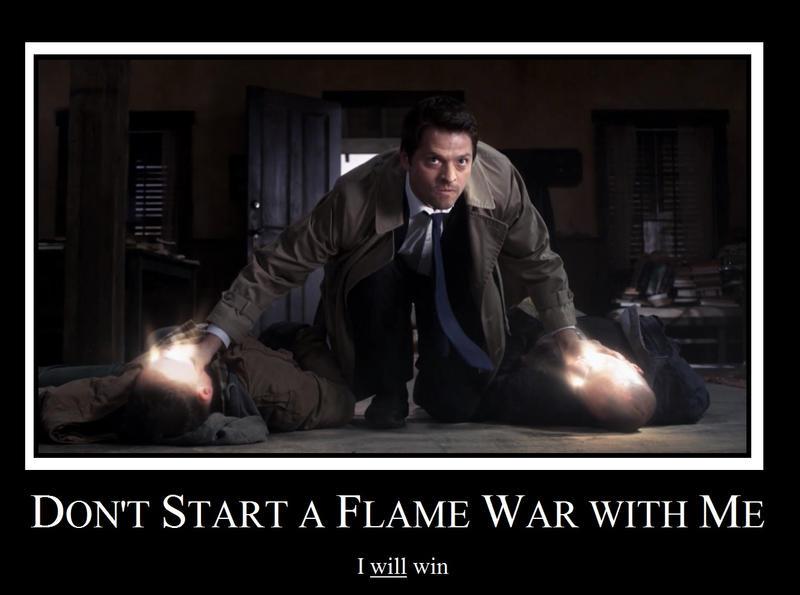 Flameo, Hotman! by enginesummer