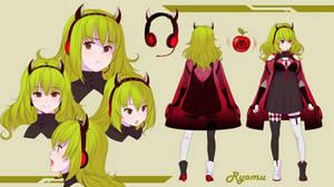 Character sheet: Ryomu