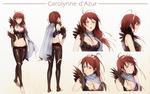 Commission: Carolynne