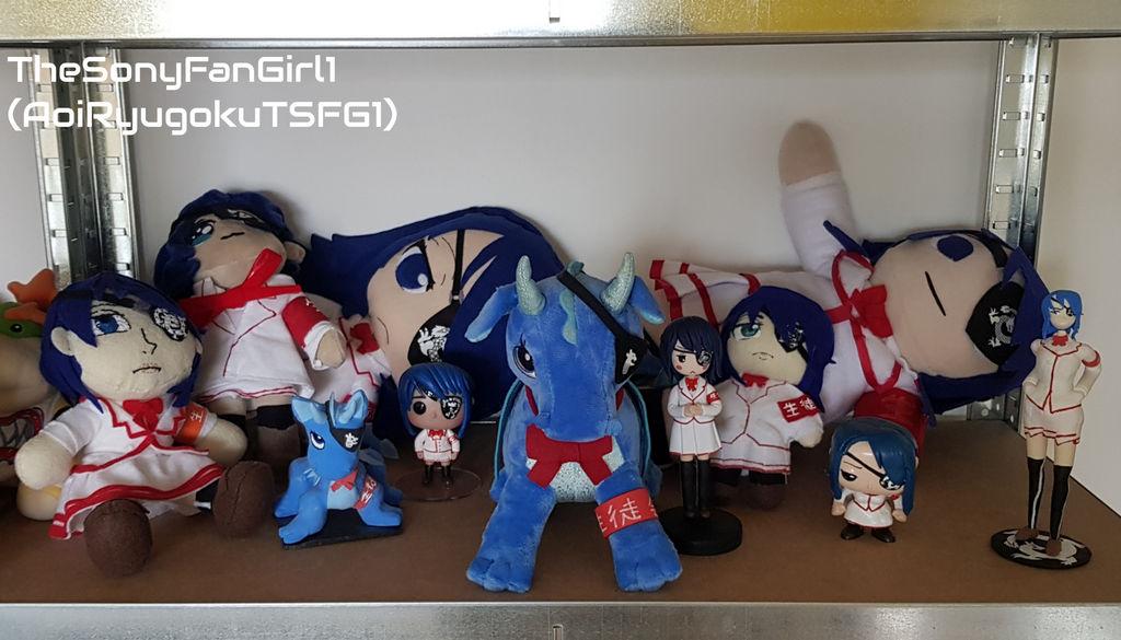 My Aoi Ryugoku Collection!