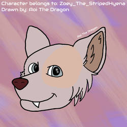 Commission For Zoey_The_StripedHyena (3)