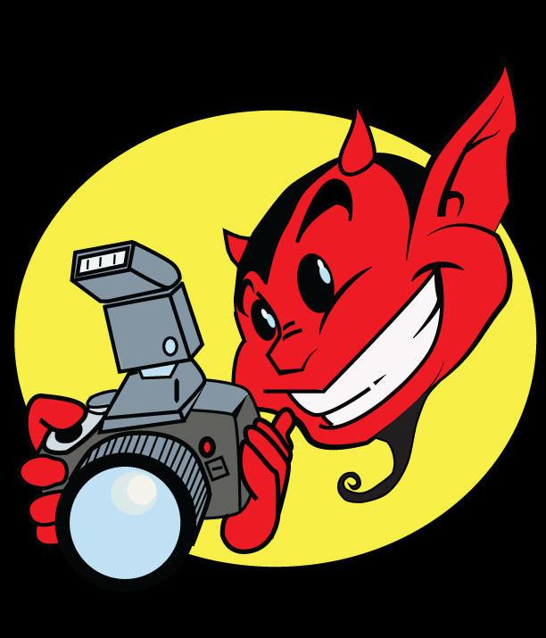 Digital Devil Photography Logo By Jamiemccarron On Deviantart