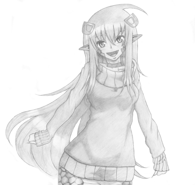 Miia's Jumper by K4T4N4ART
