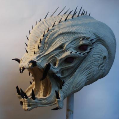 alien creature by stalker-switzer