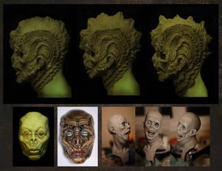 wip alien design by stalker-switzer