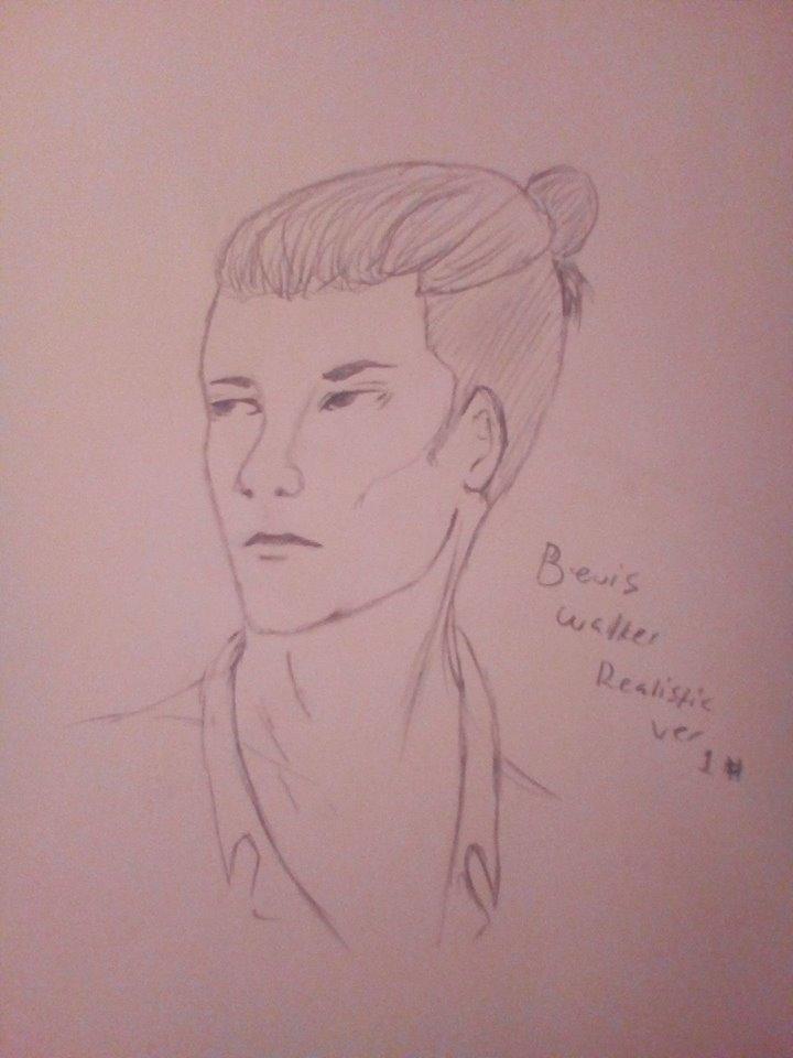 Bevis Walker, second version by creepypastalea