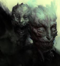 Twins by nazolkin