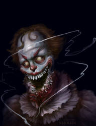 Clown by nazolkin