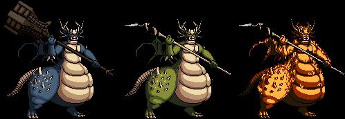 Fatass Demon Bros. by FiragaShark