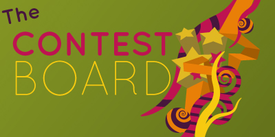 the contest board logo 2 by JudasKiss4