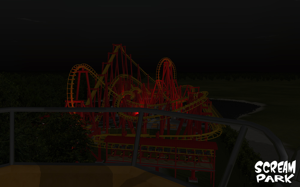 Scream Park Preview 2
