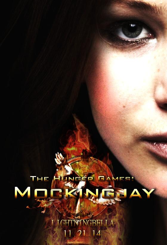The Hunger Games: Mockingjay - Part 1 [Poster] by LightningBella