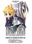 Advent Chibis Advert by Artoki