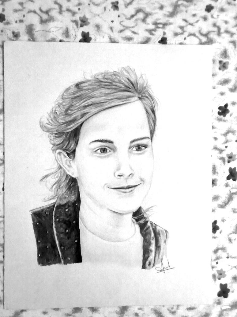 Emma Watson by amalbose