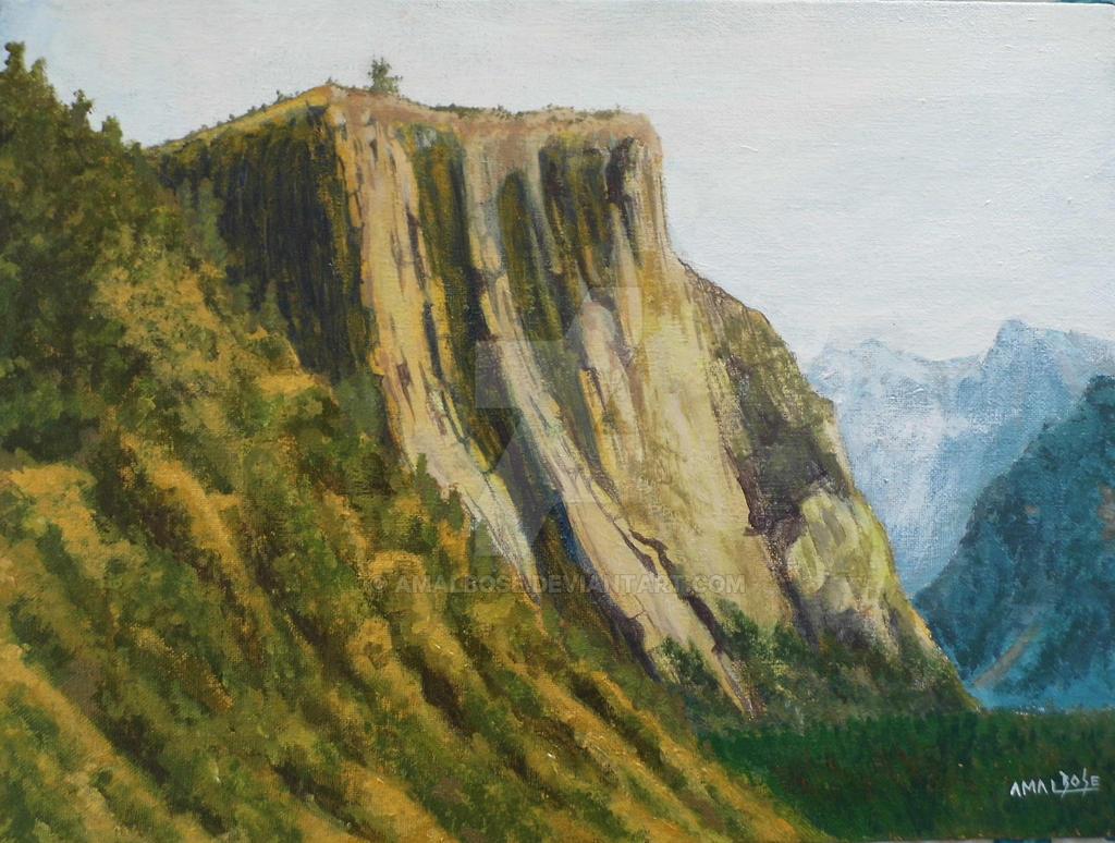 Mountains by amalbose