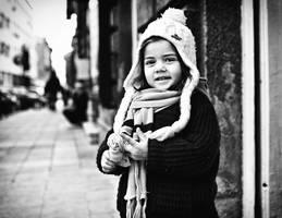 Little girl by jericho1405