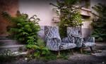 Trashing Chair 1