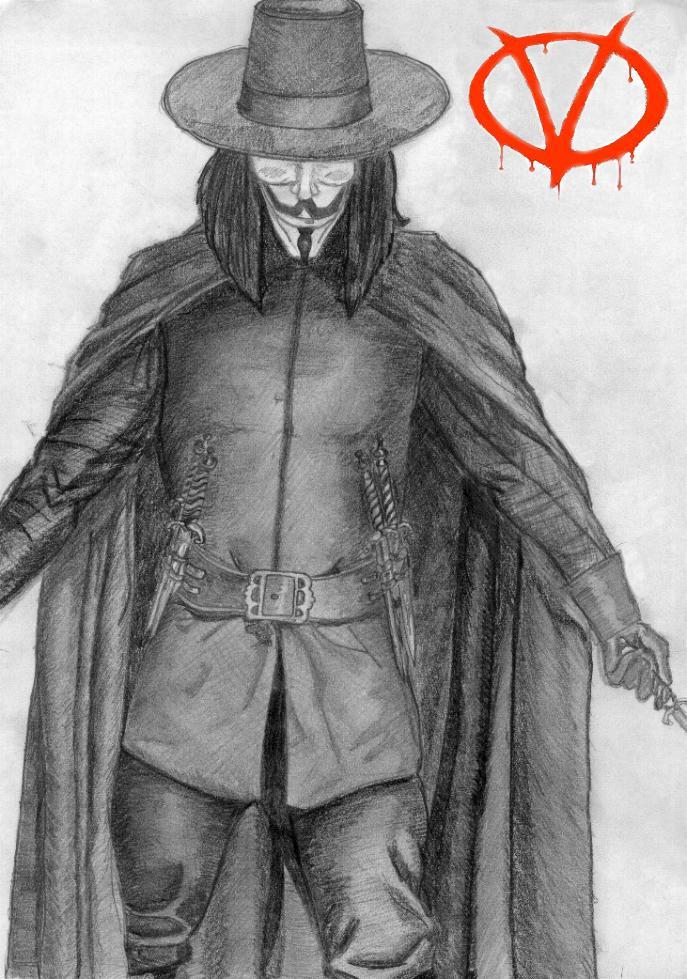 V aka. Vendetta by cvlx