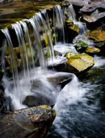 Waterfall 2 by mrworkermatt