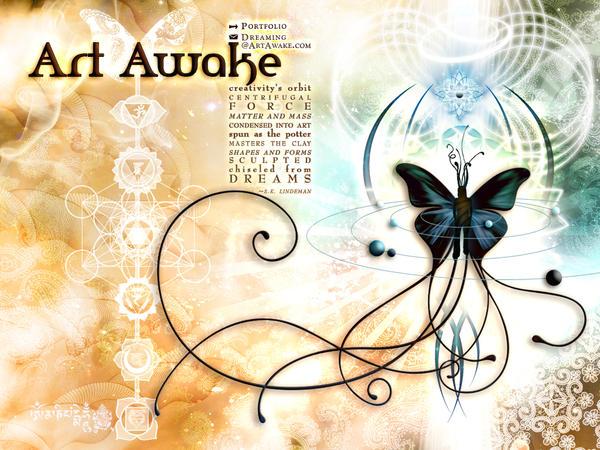 Art Awake by Soul7