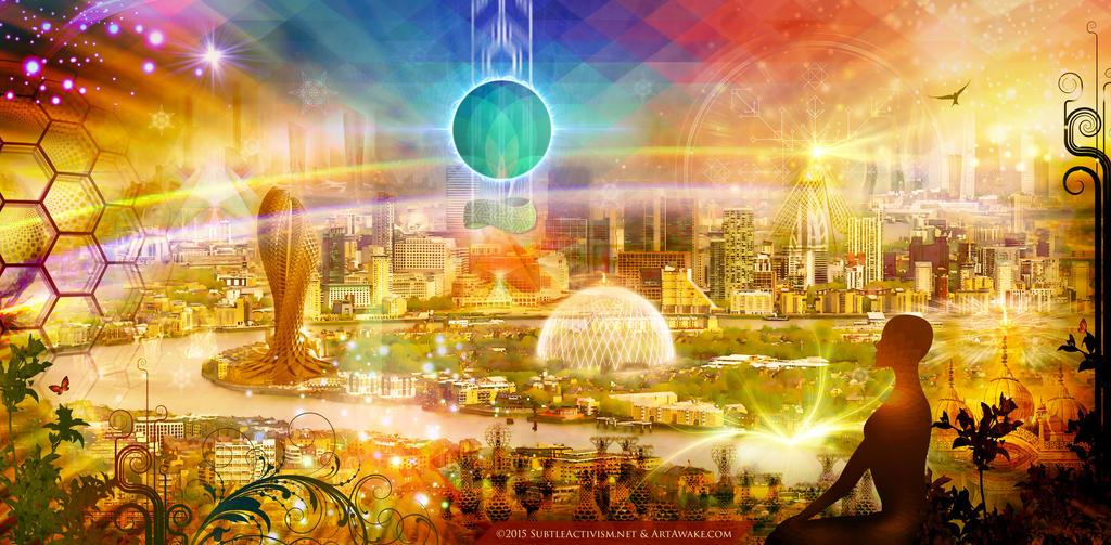 City of Light by Soul7