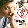Wish You Were Mine JensenVer. by xCherryxLipsx