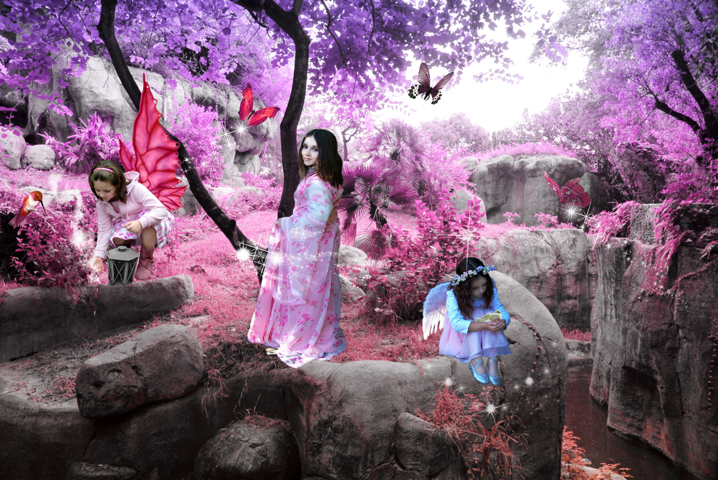 Little Princesses by xCherryxLipsx