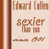 Edward Cullen by xCherryxLipsx