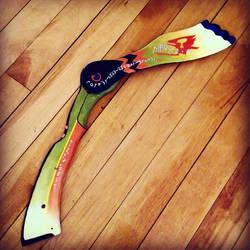 FFXIII: Hope's boomerang