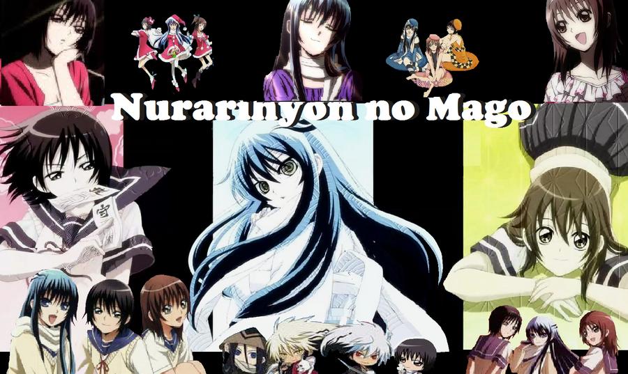 Nurarihyon No Mago : Heroins By YURA-KEIKAIN On DeviantArt