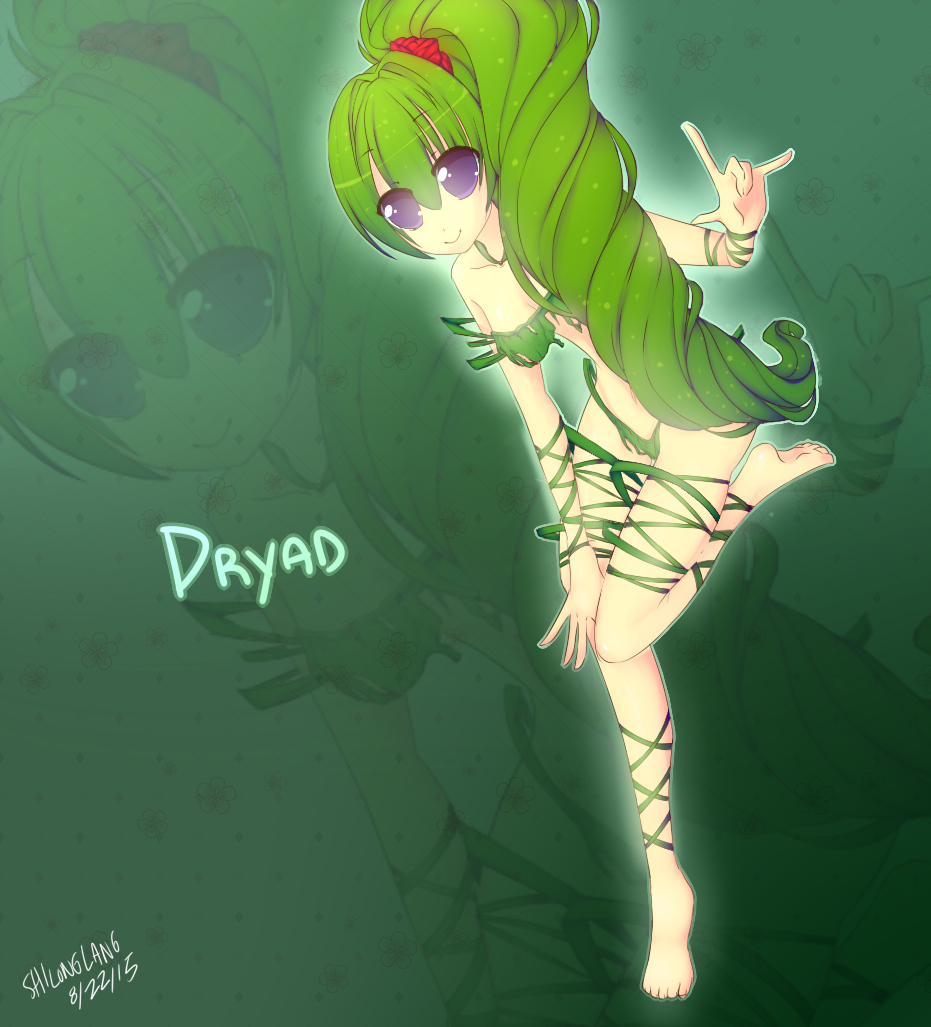 terraria dryad by shilonglang on deviantart