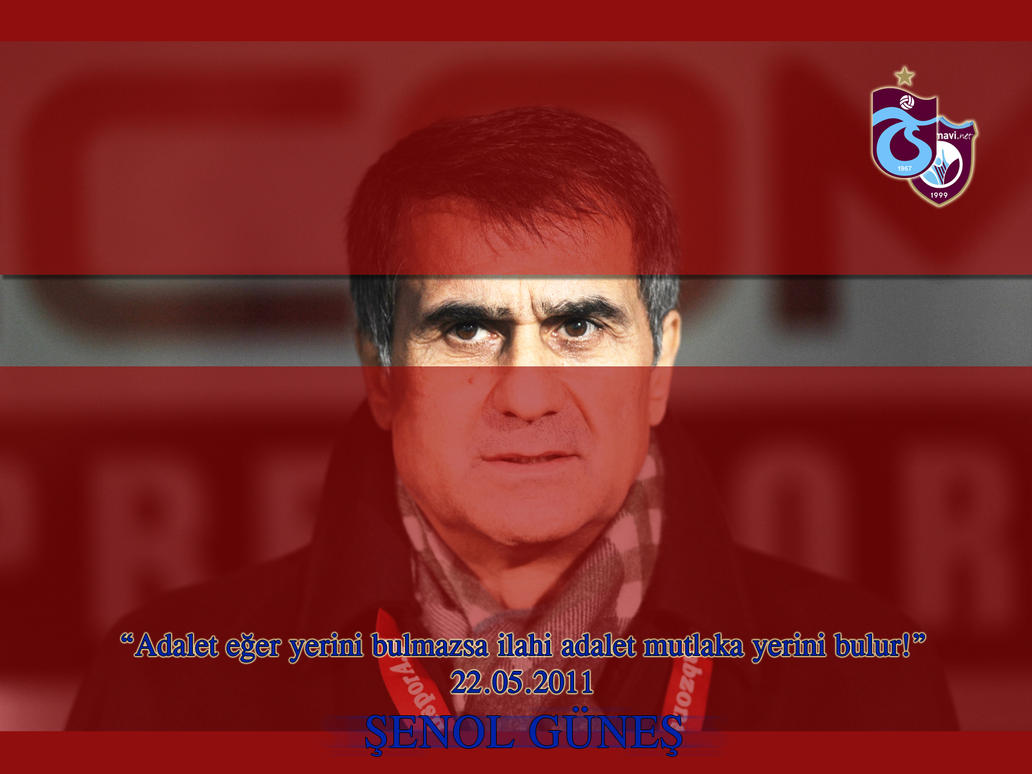 Trabzonspor Senol Gunes Wallpaper By DKLG On DeviantArt