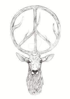 The-Stag-Of-Peace