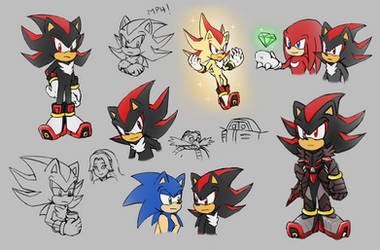 -STH Shadow Doodles!-