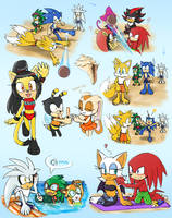 -STH Sea Doodles 6- by Biko97