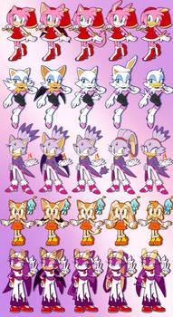 -STH Girls Animal Swap-
