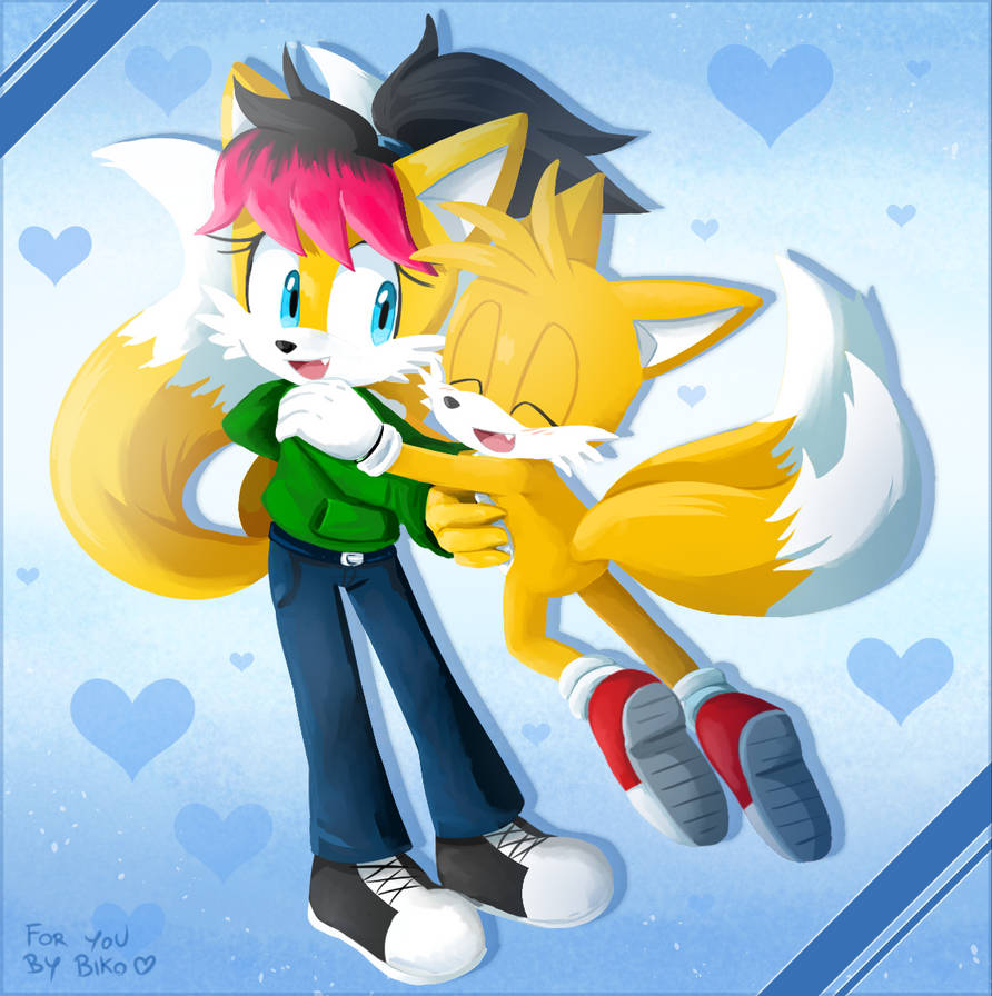 -STH Stella and Tails (Gift)-