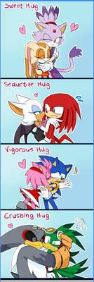 -STH Hugs! (Remake)-