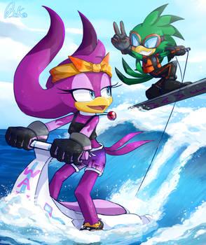 -STH Water Ski-
